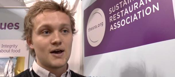 Interview: Improving sustainability in restaurants