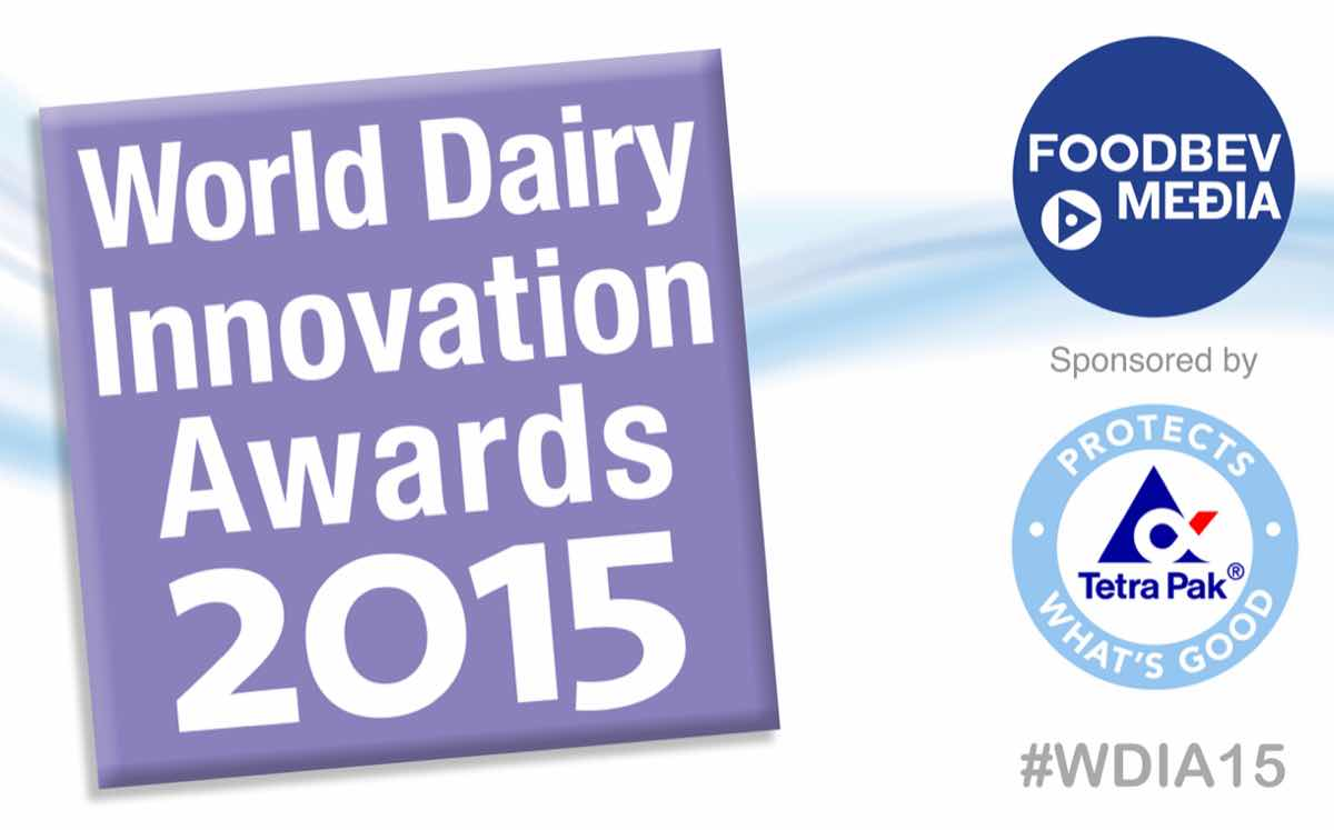 Emerging trends in the 2015 World Dairy Innovation Awards