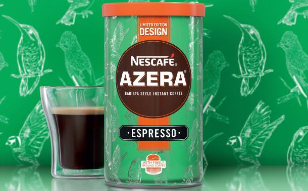Nescafé releases limited edition tins and multichannel campaign
