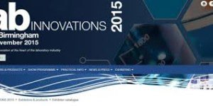 Lab Innovations 2015 @ NEC | United Kingdom