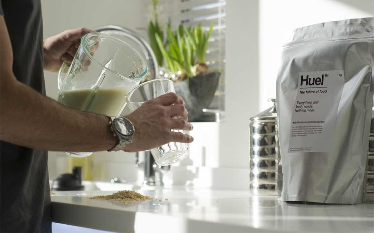 Huel launches powdered food to replace diets as we know them