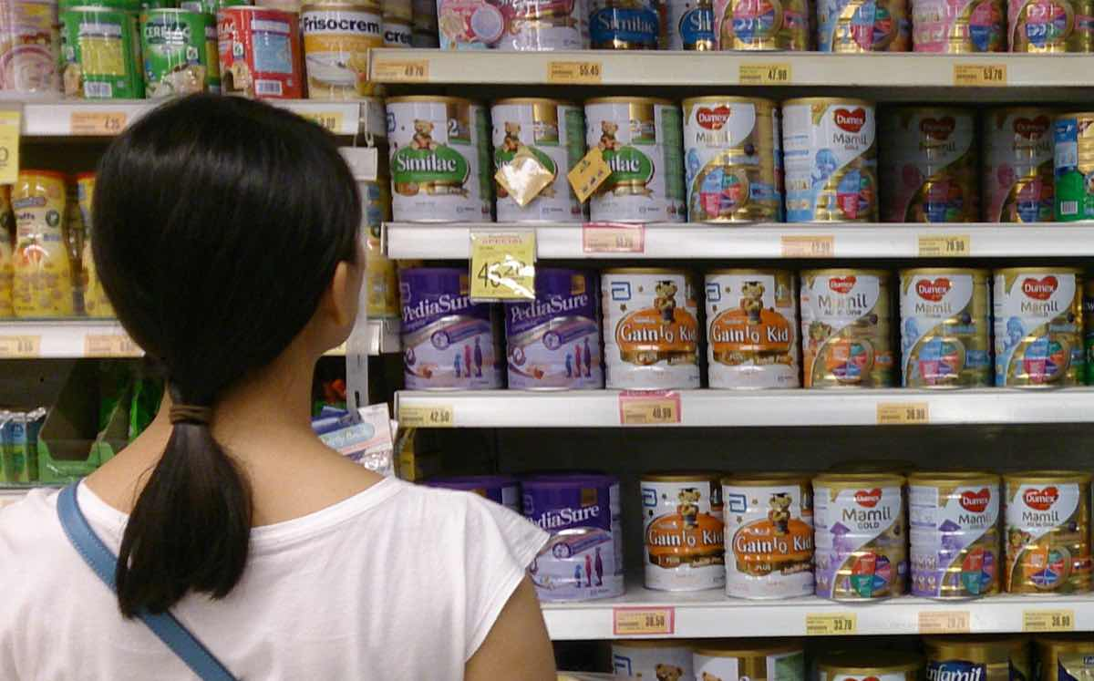 Organic Products Driving Growth In Chinese Infant