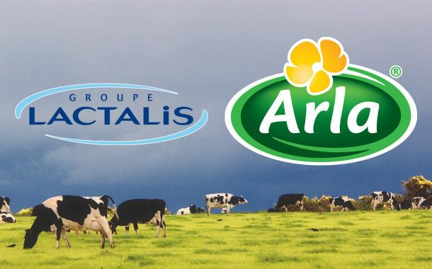 Lactalis buys Arla's remaining shares in Belgian joint venture