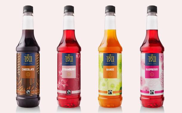 Tate & Lyle extends Fairtrade syrup range with new flavours