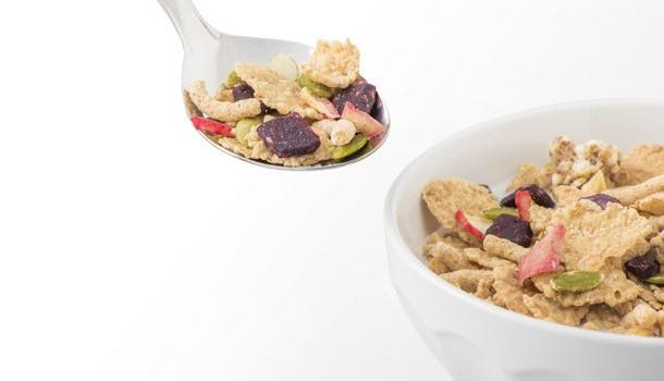 Taura's new fruit flakes with ancient grains tackle a sinking cereal issue