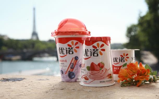 General Mills launches Yoplait yogurt in China