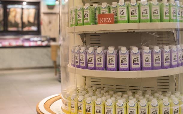 Honey-infused drinks brand secures premium retail listings