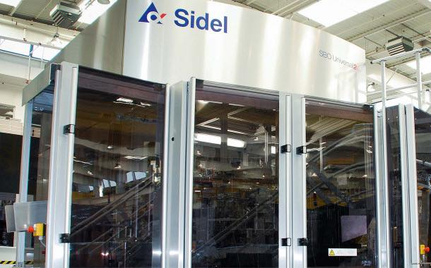 Romanian mineral water produce opts for Sidel blow moulder