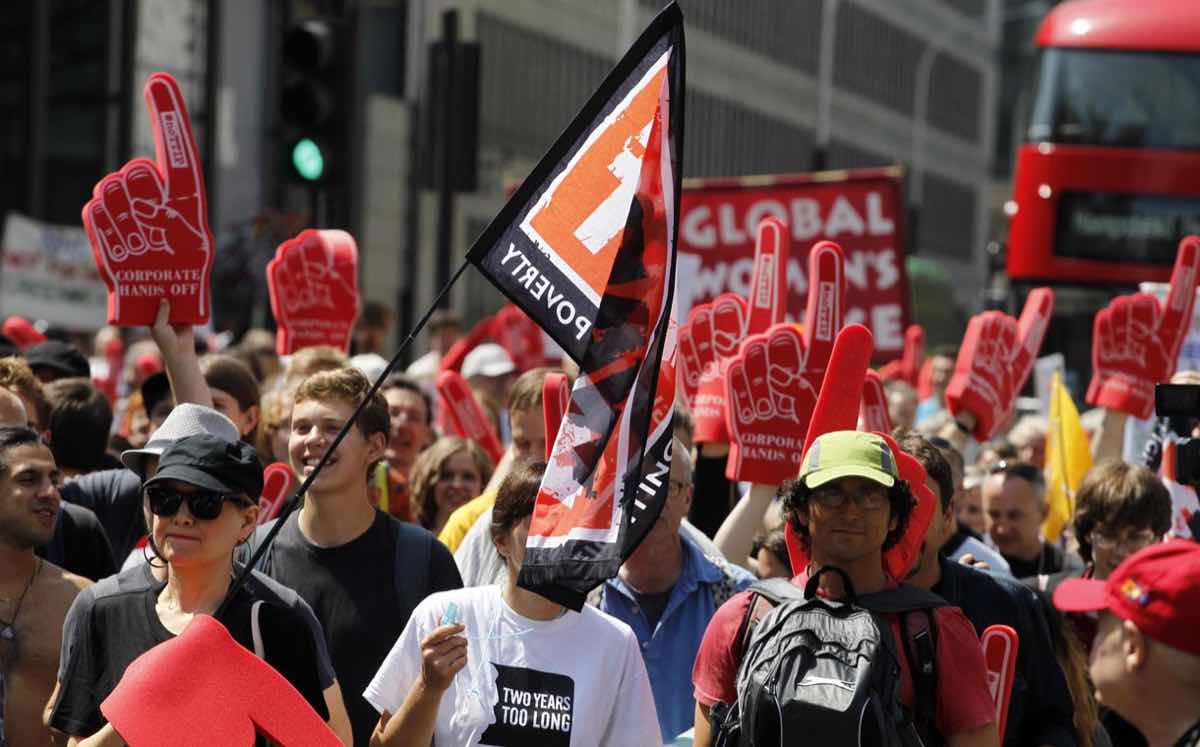 TTIP has garnered international publicity and prompted a number of protests in recent months.