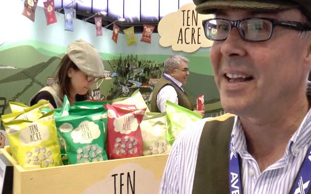 Podcast: Ten Acre's brand new popcorn flavour and vending format