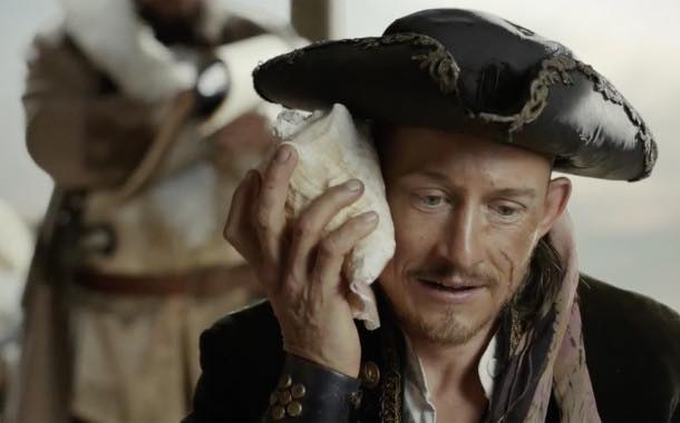 Captain Morgan invests £1m in new advertising campaign