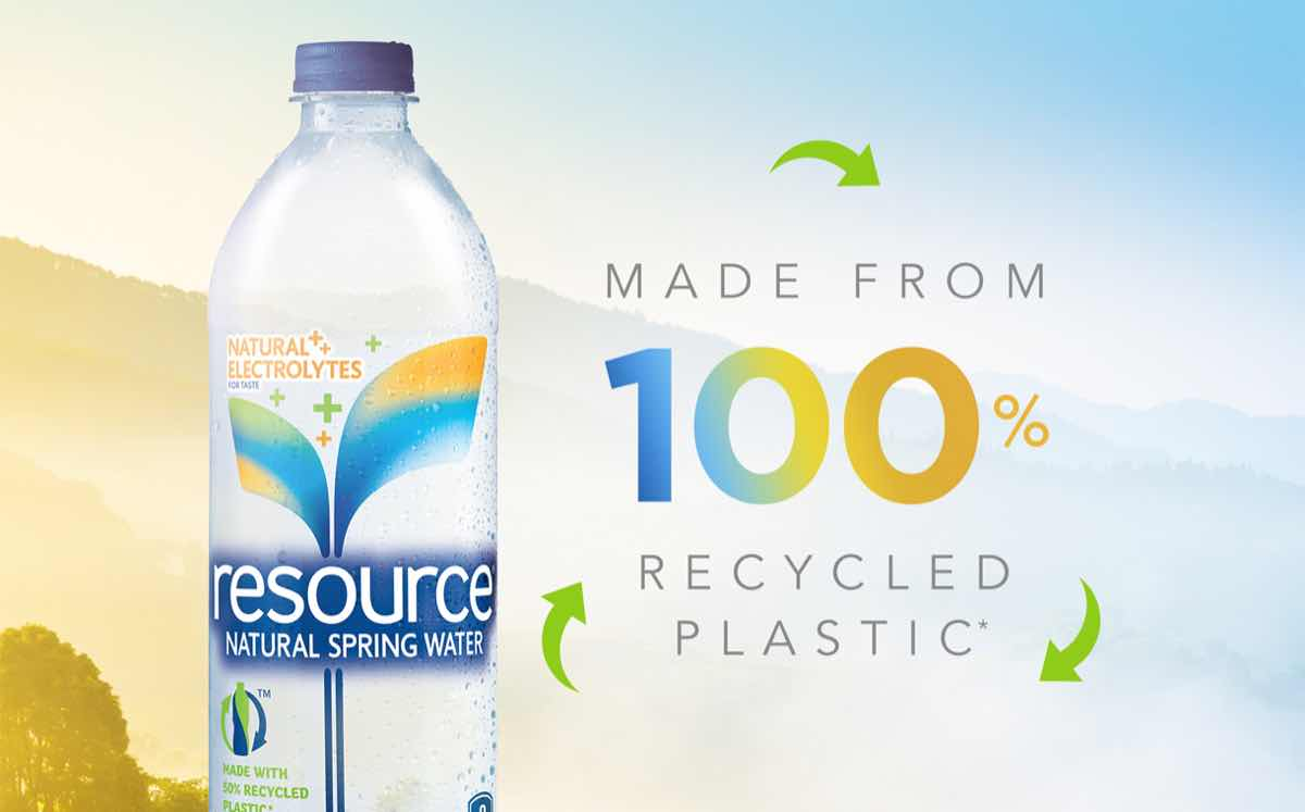 Nestlé Waters debuts remodelled fully recyclable bottle