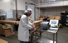 Flexible weighing and labelling helps cheese company meet customer demands