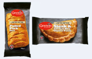 Ginsters expands range with two new limited savouries