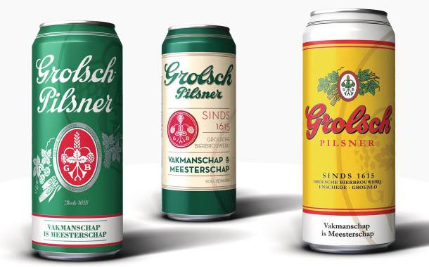 Rexam partners with Grolsch on 400th anniversary cans