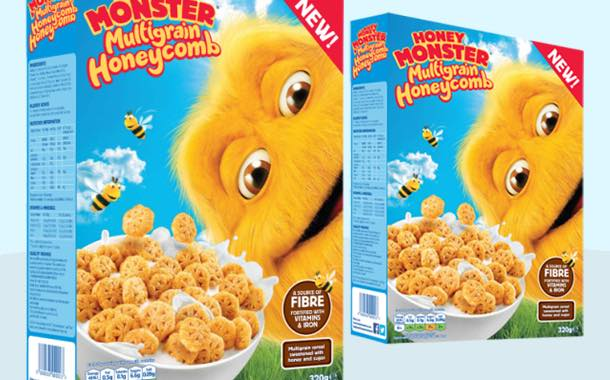 Honey Monster Puffs launches new multigrain cereal