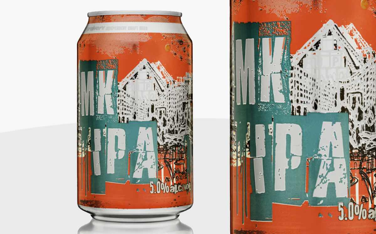 Rexam partners with Concrete Cow on beer cans
