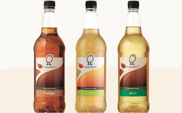 Sweetbird launches selection of summer syrup flavours