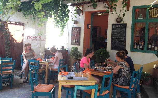 Food trends from Greece