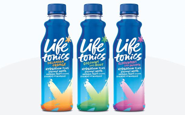Lifetonics secures UK-wide retail listing for hydration drinks line