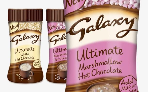 Galaxy launches two new instant hot chocolate variants