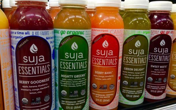 Suja Juice announces minority investment deal with Coca-Cola