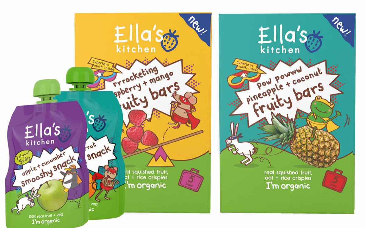 0f82802c90933 Ella s Kitchen expands into children s snacks with new lines ...
