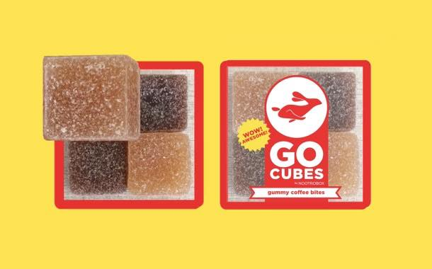 Inventors seek funding for gummy sweets with real coffee