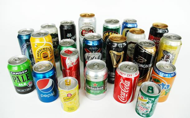 Drinks can market bolstered by strong sales in carbonates