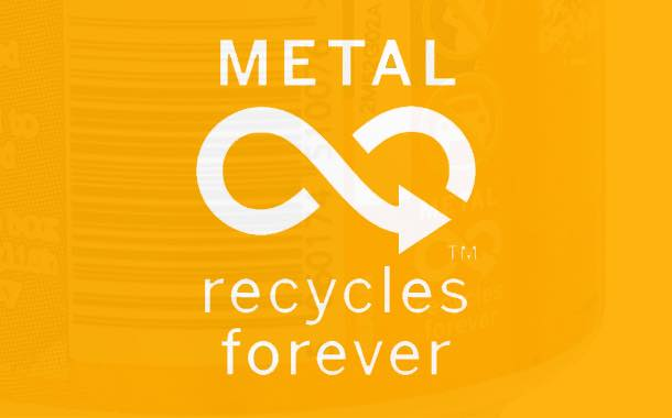 Rexam 'first' can maker to use Metal Recycles Forever mark