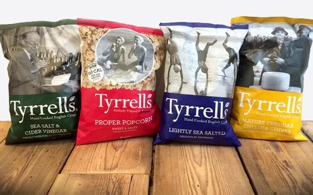Tyrrells crisps agrees to £300m takeover from US snack brand