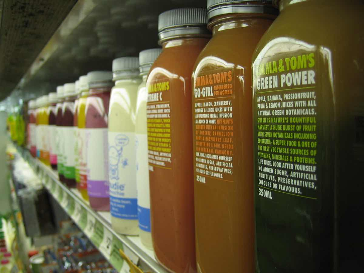 The rise of the healthy beverage shopper
