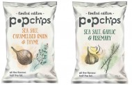 Popchips unveil two new flavours