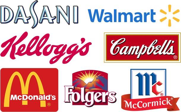Food and drink companies feature in Reader's Digest US Trusted Brands survey