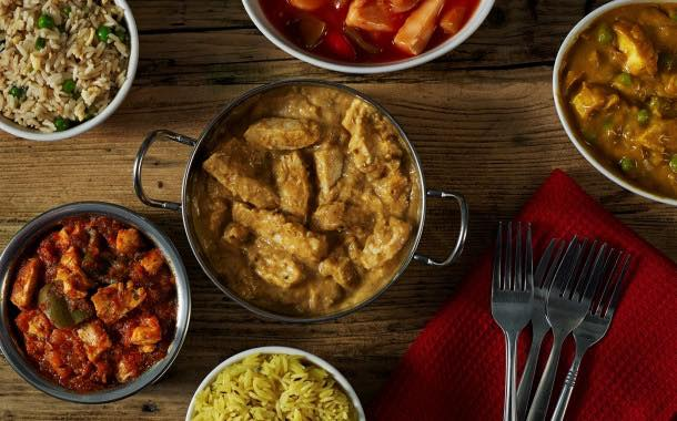 Kerry Foods launches new Sharwood's Takeaway range