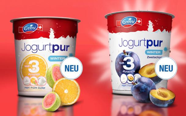 Emmi presents new seasonal flavour line-up and pack redesign