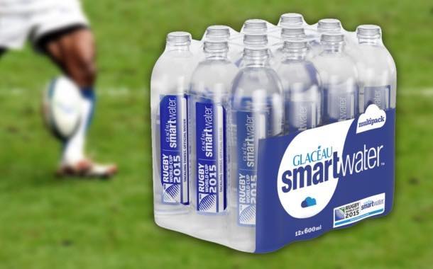 New Glacéau Smartwater designed to boost trial during World Cup