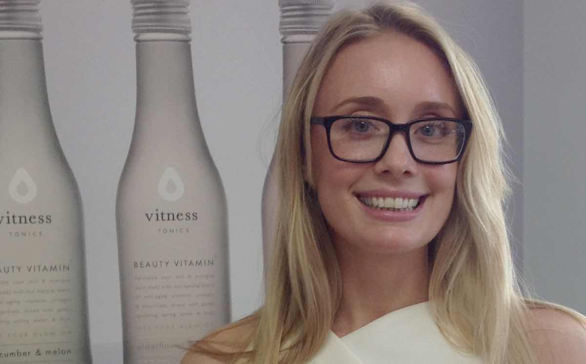 Podcast vitness beauty drink with of collagen for Cocktail 3g