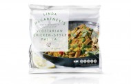 New look for Linda McCartney's vegetarian range