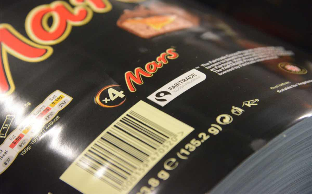 Mars Chocolate releases first Fairtrade-certified Mars bars