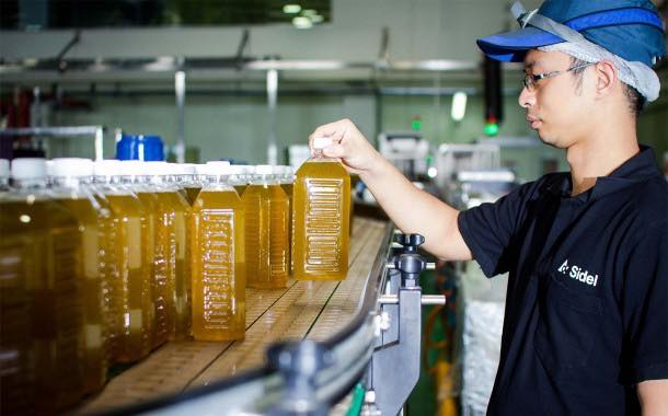 Taiwanese bottler opts for aseptic PET line from Sidel