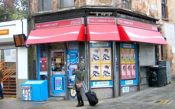 Traditional UK corner shops become super-convenience stores