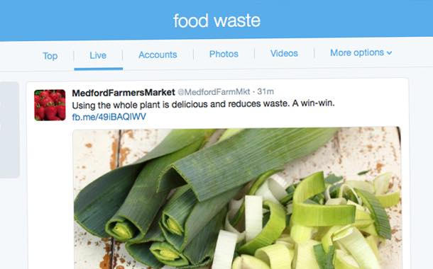 What's trending? Who can solve food waste, and how?