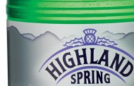 Highland Spring to trial 100% recycled plastic bottle in the UK