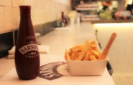 Sarson's works with fish and chip shop to develop pickled chip