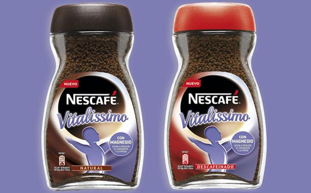 Nescafé develops coffee in Spain with benefit of magnesium