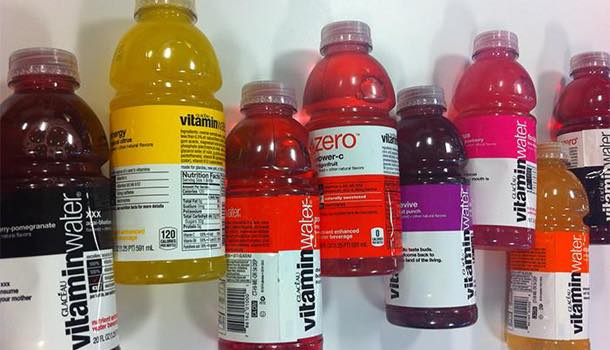 Vitaminwater adds sweetener messaging amid legal wrangle