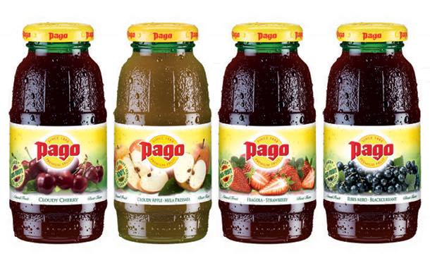 Eckes Granini secures new UK distributor for Pago fruit juice