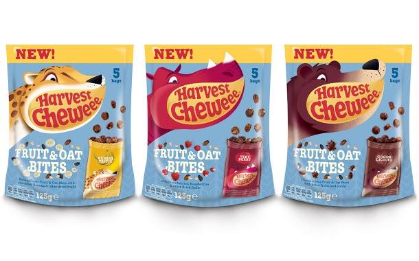 Harvest Cheweee expands its cereal bar range
