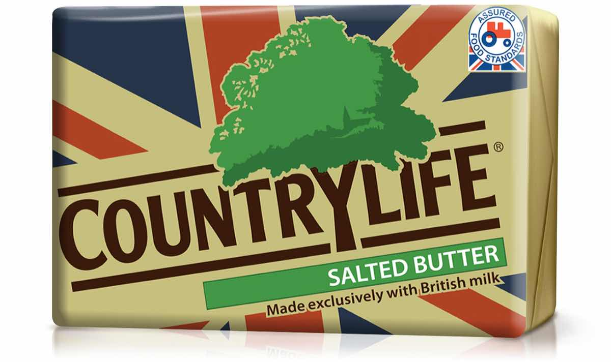 Dairy Crest Country Life Best Of British Pack Foodbev Media